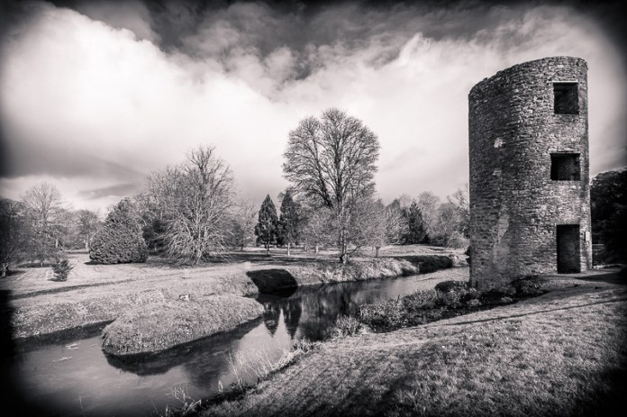 Cold in Blarney
