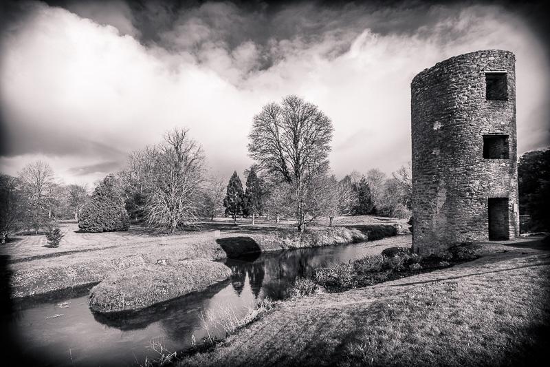 Cold in Blarney