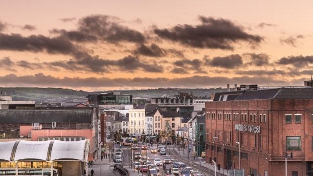 Parnell Place, Cork