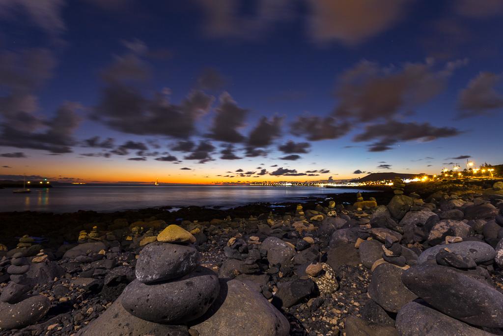 Playa Blanca Sunset