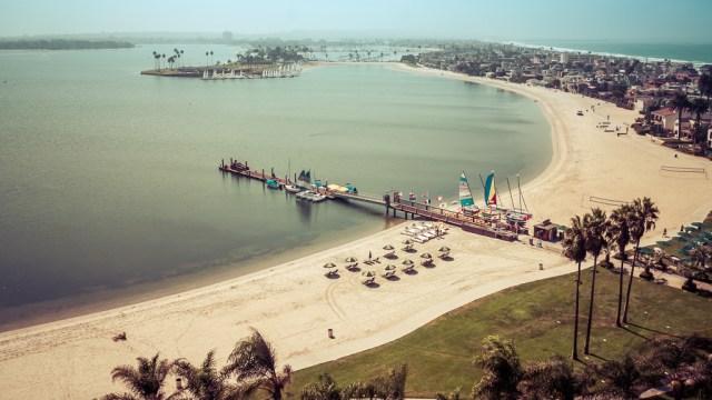 Sail Bay, San Diego 2012