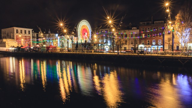 The Glow of Cork