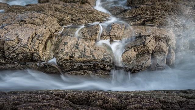 Rocks Overflowing