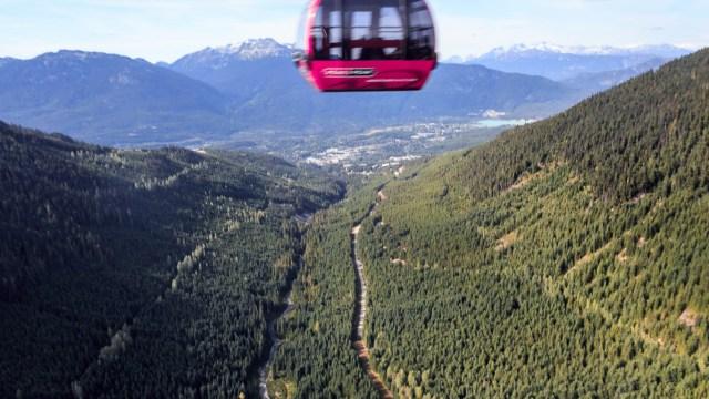 Gondola Up High