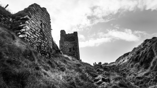 The Walls of the Old Head of Kinsale