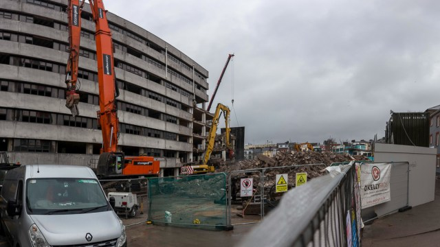 The Tax Office Comes Down