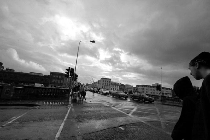 Overcast in Cork