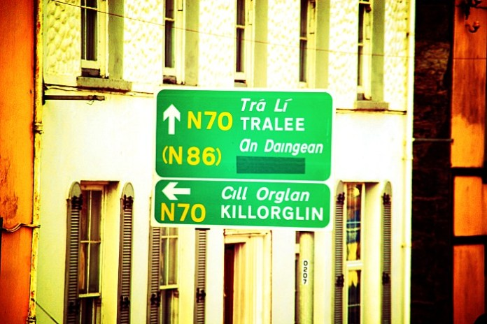 Are you off to Dingle then?