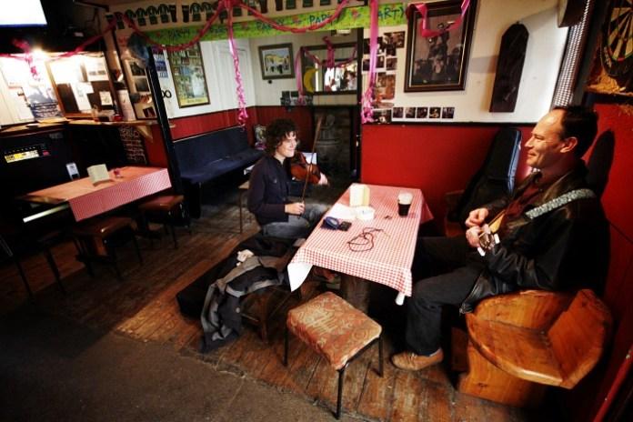 The Tin Pub in Ahakista