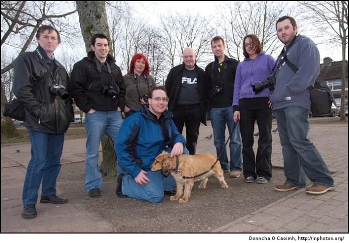 The Lough Photowalkers