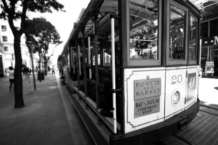 San Francisco Tram