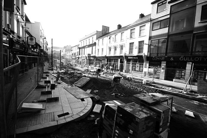 Killarney's main street