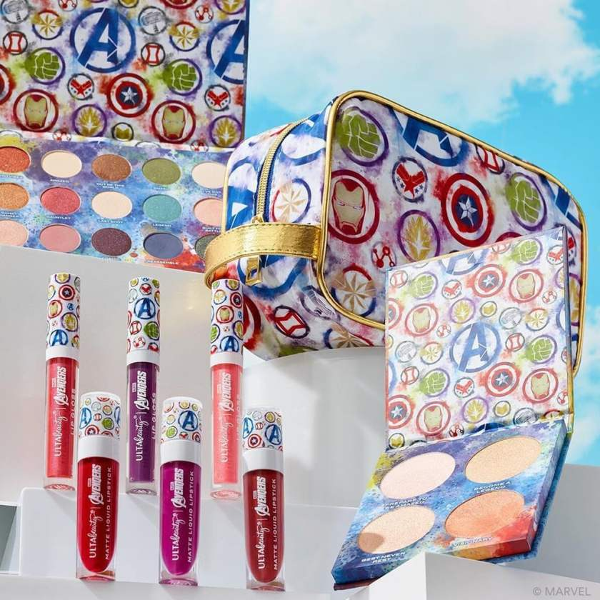 Ulta-Beauty-x-Marvel-Avengers-Makeup-Collection