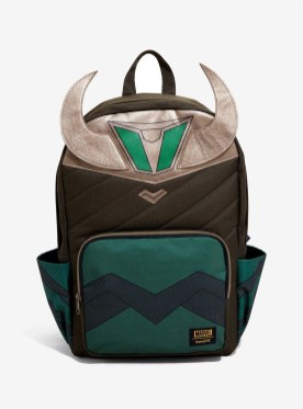 Loungefly Marvel Loki Backpack