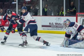 Spitfires vs Saginaw Spirit 02