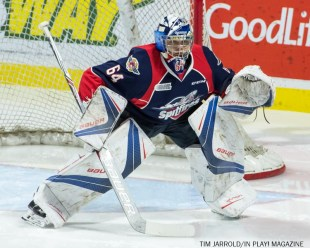 Spitfires vs Saginaw Spirit 08