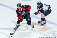 Spitfires vs Saginaw Spirit 19