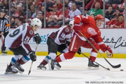 Red Wings vs Avalanche 24