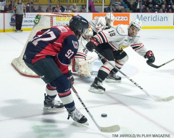 Spitfires vs Owen Sound 10