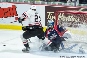 Spitfires vs Owen Sound 17