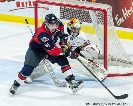 Spitfires vs Owen Sound 20