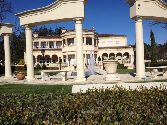 The Gardens at Ferrari Carano