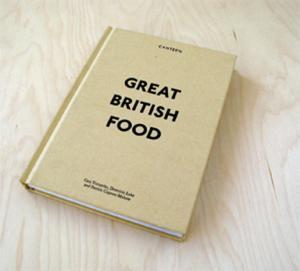 Canteen's Great British Food cookbook