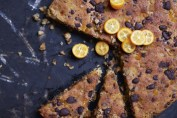Willie Harcourt-Cooze's Orange, Almond, Ginger and Bitter Chocolate Cake Recipe
