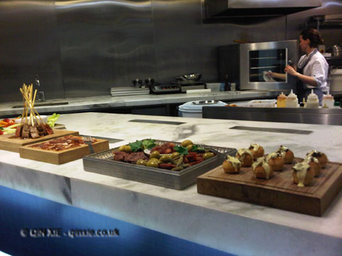 Absolute Taste canapes
