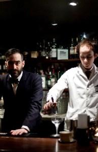 Tony Conigliaro and mixologist
