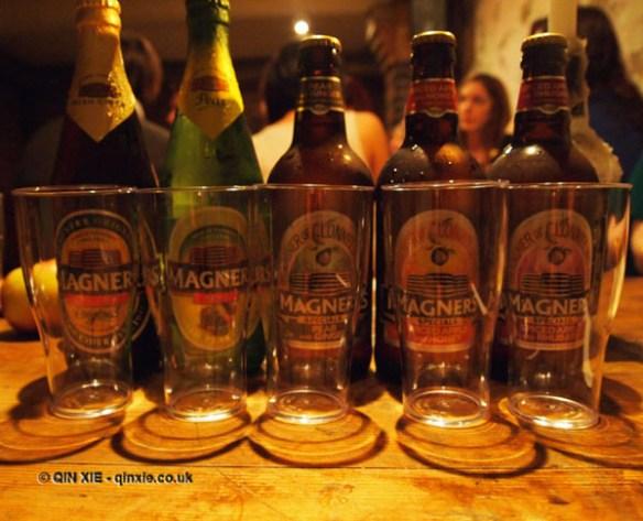 Magners cider portfolio