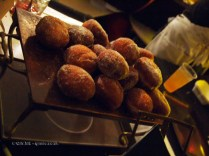 Hawksmoor doughnuts at The Long Table
