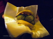 Yum bun at The Long Table