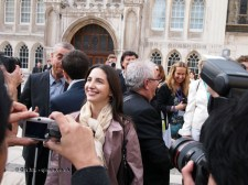 Elena Arzak at the World's 50 Best Restaurants 2012