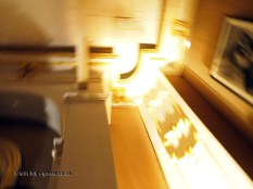 High ceilings, Pret a Diner: Italians do it better launch, Mayfair