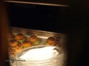 Mini burgers, Pret a Diner: Italians do it better launch, Mayfair