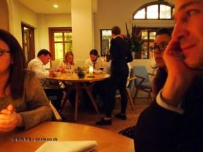 Mirazur chefs, Mauro Colagreco and Nuno Mendes at Viajante