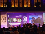 Noma at number one at the World's 50 Best Restaurants 2012