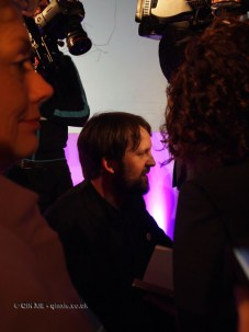 Rene Redzepi at the World's 50 Best Restaurants 2012
