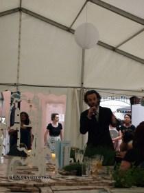Alex Haw, British night, Global Feast 2012