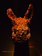 Bronze horse, Wahaca's Day of the Dead