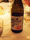 Figure Libre 2011, Pays d'Oc dinner at Gauthier Soho