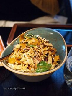 Buddha-Bar chicken salad, Buddha Bar, London