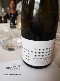 Brancott Estate Chosen Rows Marlborough Sauvignon Blanc 2010, Brancott Estate at The Modern Pantry, Clerkenwell