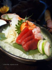 Sashimi, Buddha Bar, London