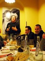 Luca Panunzio, Locanda Manthone, Abruzzo