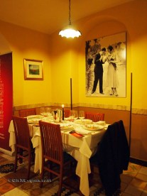 Table, Locanda Manthone, Abruzzo