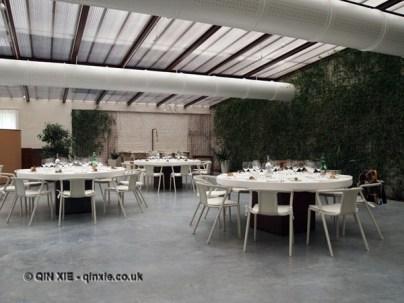 Tables, Ristorante Reale, Abruzzo