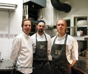 Chefs, Spis, Helsinki