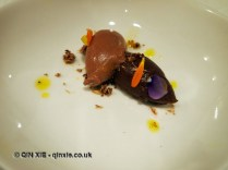 Chocolate and porcini, Spis, Helsinki